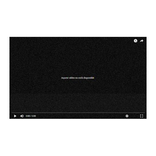 vídeo roto